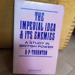 🎓 BOOK(Poli Sci)The Imperial Idea & Its Enemies